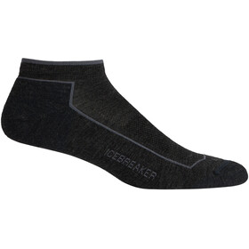 Icebreaker Hike Cool-Lite Chaussettes Homme, jet heather